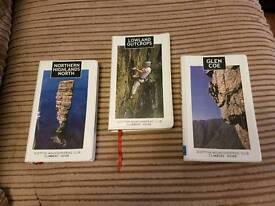 Scottish Mountaineering Club Climbers Guides