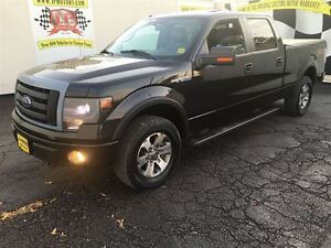 2013 Ford F-150 FX4, Crew Cab, Automatic, Navigation, Leather, S
