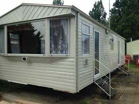 LARGE 2 BEDROOM WELL LOVED IMMACULATE HOLIDAY HOME/ CARAVAN FOR SALE