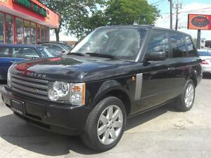 2005 Land Rover Range Rover HSE *2 Year Warranty Incl*