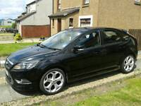Ford focus st alloys with tyres