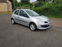 2007 Renault Clio 1.2 16v Extreme 3dr Manual @07445775115