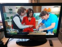 BAIRD 47 INCH FULL HD 1080P LCD TV, REMOTE. GOOD CON. NO OFFERS!! BARGAIN