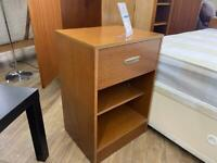 Retro bedside drawers two available £15 each