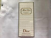 Miss Dior Eau de Toilette originale 50ml