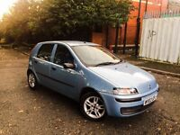 2003 03 PLATE FIAT PUNTO ACTIVE TAX & TESTED 5 DOOR HATCBACK***BARGAIN***