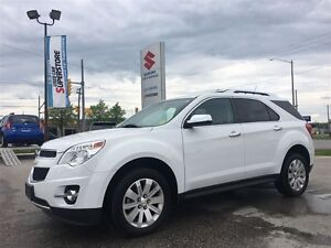 2012 Chevrolet Equinox LT ~AWD ~Rearview Camera ~P/Sunroof ~Leat