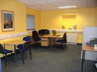 Office Space available, ideal for a charity, training or health provider