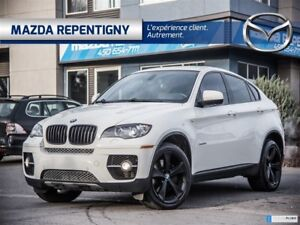 2010 BMW X6 XDRIVE 50i** 400HP IMPECCABLE **