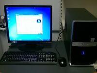 Zoostorm Intel Core 2 Quad 2.4GHz Quad Core PC Computer, Windows 7, 500GB HD, 3GB Memory, DVDRW