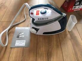 Sold. Hoover Ironglide PMP2400 Steam Generator Iron (RRP £89)