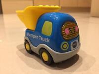 Toot toot driver dumper truck toy