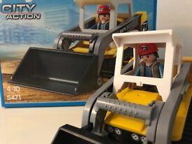 Playmobil City Action Digger (5469)