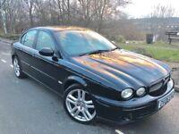 2006 Jaguar X type sport 2.2 D 6 speed 150 Bhp # full cream leather # parking sensors # cheap ins