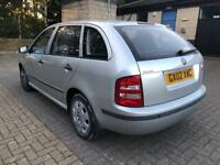 SKODA FABIA 1.4 - VERY LOW MILEAGE 50K - LONG MOT - ESTATE