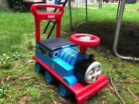 Ride on Thomas the Tank Engine