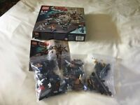 LEGO 70807 MetalBeard's Duel Set (Used) - Collect Only