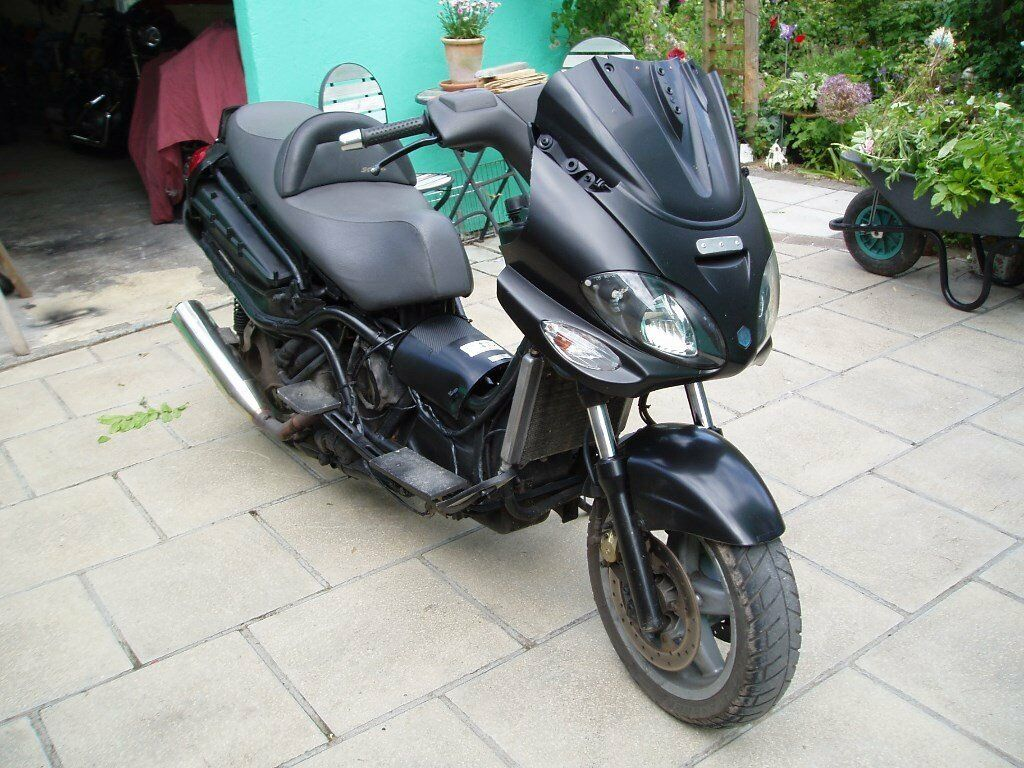 piaggio x9 500cc scooter in weston super mare somerset. Black Bedroom Furniture Sets. Home Design Ideas