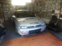 Classic WRX STI Subaru Impreza