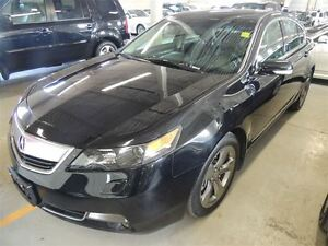 2012 Acura TL LEATHER, SUNROOF, ALLOYS