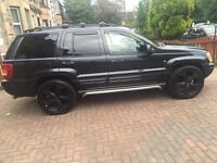 Ammaculate grand cherokee jeep 4.7 limited model