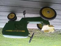 3 Pedal Tractors for sale!