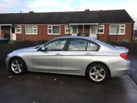 Bmw 3 series 318d 2.point diesel automatic silver
