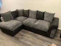 Harry left corner sofa
