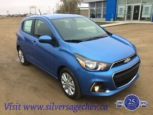 Brand New 2017 Chevrolet Spark LT CVT Automatic