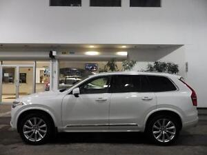 2016 Volvo XC90 7 PASSENGER T6 Inscription