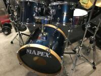 MAPEX DRUM KIT 5 PIECE WITH CYMBALS