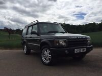 Land Rover Discovery 2 - GS Auto