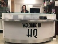 Hair Dressers Chair to Rent in a Busy Exclusive Salon inside a Premier Health Club in Bushey Watford