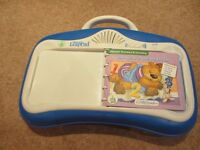 Leap frog Little Touch LeapPad Learning System Blue