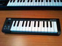 Korg Microkey 25 Midi Keyboard