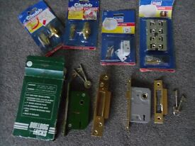 Job Lot Locks and Bolts for Doors and Windows.