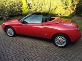 Alfa Romeo Spider 2.0 t-spark