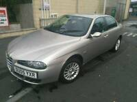 2005 Alfa Romeo jtd 1.9 diesel 146k 9 months mot