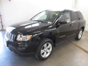 2013 Jeep Compass North- 4x4! ALLOY WHEELS! HEATED SEATS!