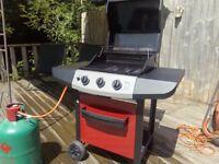 Berkeley gas barbecue