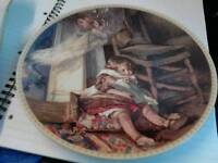 Collectors plate w s george