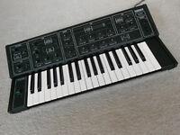Yamaha CS5 vintage analogue monophonic synthesizer (CS-5 mono synth).