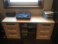 2x3 Drawer Pedestal Desk (2 for sale) £60 each