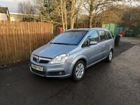 Vauxhall zafira , £1795.00, 7 seater, amazing condition, full list of complete restoration,