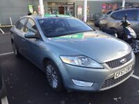 2008 FORD MONDEO 2.0L DIESEL IN EXCELLENT CONDITION WITH MOT