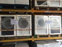 New,Graded & refurbished washing machines from £99 also available rent2own, yes-deposit required
