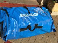 Quicksilver 2MTR Dinghy & 4HP Mercury 2 stroke outboard.