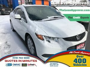 2012 Honda Civic EX-L | NAV | LEATHER | ROOF