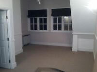 Stoneygate Area 1 Bed Flat, Very quiet conservation location