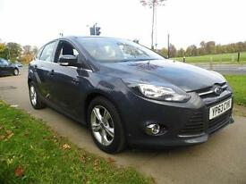 FORD FOCUS 1.6 125 Zetec 5dr Powershift (grey) 2013